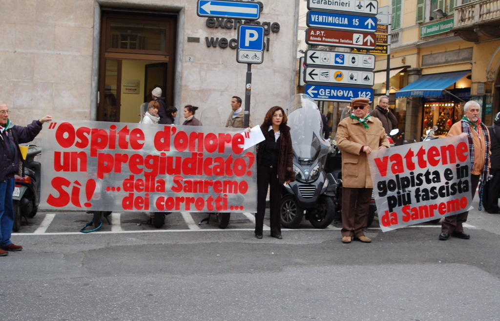 La barricata civile